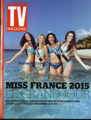 TV MAGAZINE FIGARO (LE) no:21869 30/11/2014