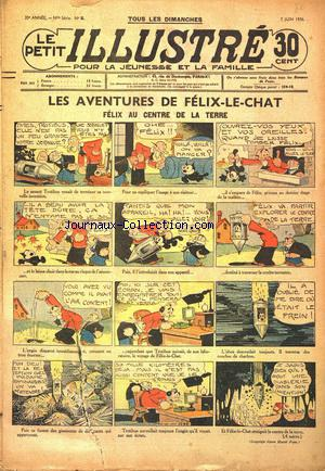PETIT ILLUSTRE (LE) no:8 07/06/1936