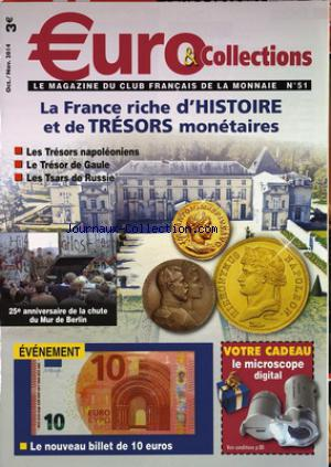 EUROS ET COLLECTION no:51 01/10/2014