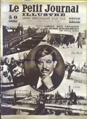 PETIT JOURNAL SUPPLEMENT ILLUSTRE (LE) no: 26/05/1935