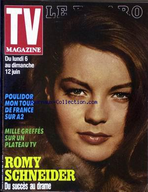 TV MAGAZINE LE FIGARO no: 04/06/1985