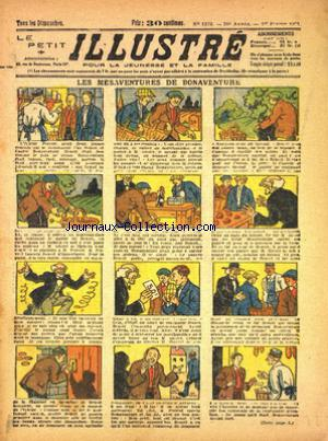 PETIT ILLUSTRE (LE) no:1373 01/02/1931