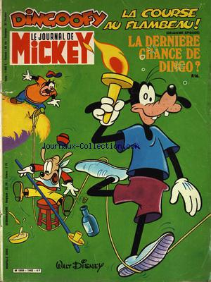 JOURNAL DE MICKEY (LE) no:1959