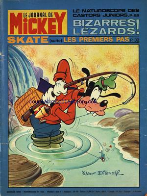 JOURNAL DE MICKEY (LE) no:1355 01/01/2100