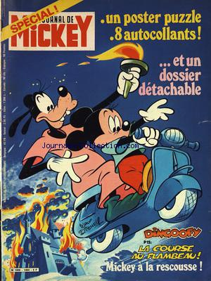 JOURNAL DE MICKEY (LE) no:1464