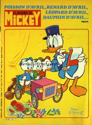 JOURNAL DE MICKEY (LE) no:1449