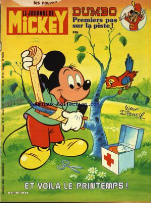 JOURNAL DE MICKEY (LE) no:1447