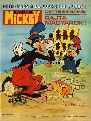 JOURNAL DE MICKEY (LE) no:1351