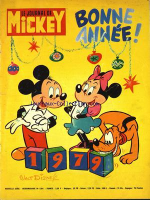 JOURNAL DE MICKEY (LE) no:1384 01/01/1979