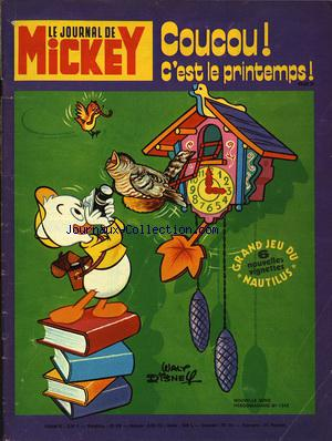 JOURNAL DE MICKEY (LE) no:1343