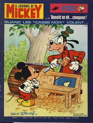 JOURNAL DE MICKEY (LE) no:1308