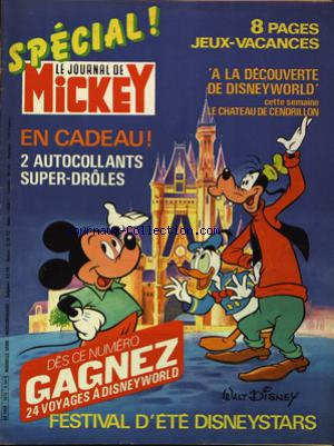 JOURNAL DE MICKEY (LE) no:1515