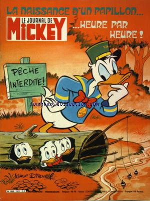 JOURNAL DE MICKEY (LE) no:1511