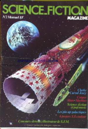 SCIENCE FICTION MAGAZINE no:2