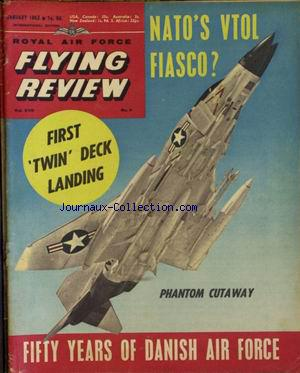 FLYING REVIEW no:4 01/01/1962