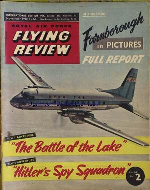 FLYING REVIEW no:2 01/11/1960