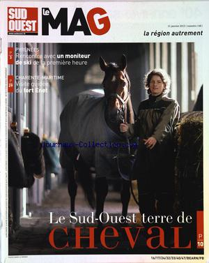 SUD OUEST LE MAG no:148 31/01/2015