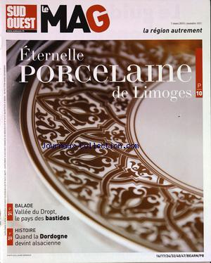 SUD OUEST LE MAG no:153 07/03/2015