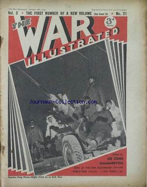WAR ILLUSTRATED (THE) no:21 26/01/1940