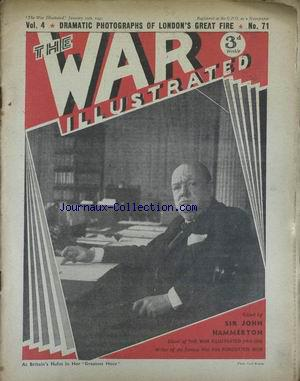 WAR ILLUSTRATED (THE) no:71 10/01/1941