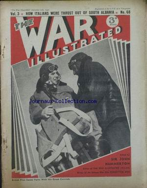 WAR ILLUSTRATED (THE) no:68 20/12/1940