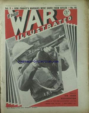 WAR ILLUSTRATED (THE) no:46 19/07/1940