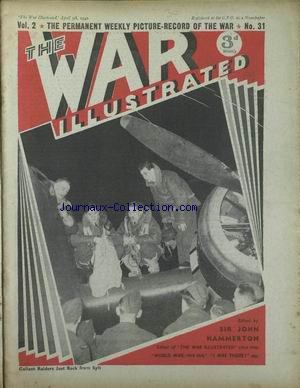 WAR ILLUSTRATED (THE) no:31 05/04/1940
