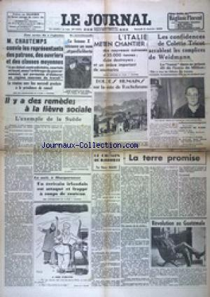JOURNAL (LE) no:16517 08/01/1938