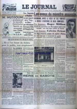 JOURNAL (LE) no:16489 11/12/1937