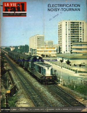 VIE DU RAIL (LA) no:1328 06/02/1972