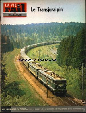 VIE DU RAIL (LA) no:1409 23/09/1973