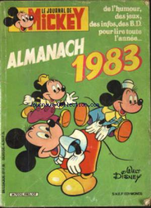 JOURNAL DE MICKEY (LE) no: 01/03/1983