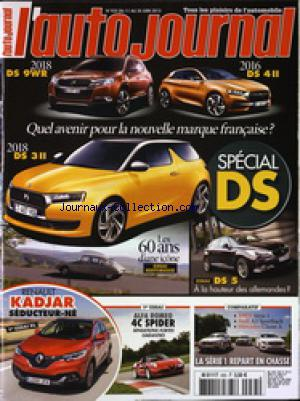 AUTO JOURNAL (L') no:935 24/06/2015