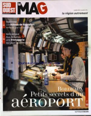 SUD OUEST LE MAG no:170 04/07/2015