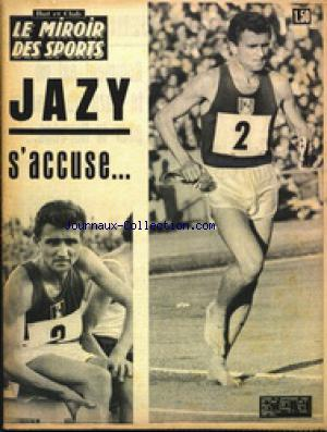 MIROIR DES SPORTS (LE) no:1096 13/09/1965