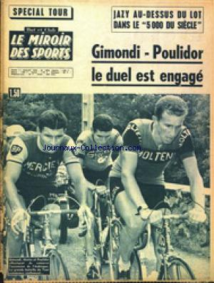 MIROIR DES SPORTS (LE) no:1083 01/07/1965