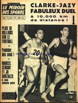 MIROIR DES SPORTS (LE) no:1078 08/06/1965
