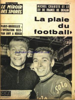 MIROIR DES SPORTS (LE) no:1072 26/04/1965