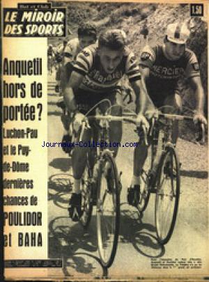 MIROIR DES SPORTS (LE) no:1028 06/07/1964