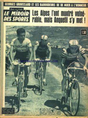 MIROIR DES SPORTS (LE) no:1027 01/07/1964