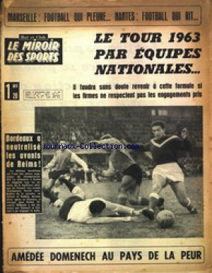 MIROIR DES SPORTS (LE) no:942 17/12/1962