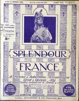 SPLENDOUR OF FRANCE (THE) no: