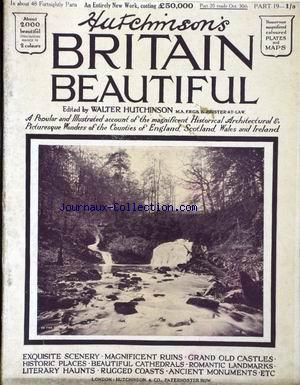 HUTCHIMSONS BRITAIN BEAUTIFUL no:19
