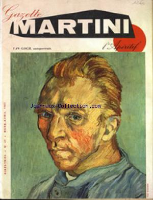 GAZETTE MARTINI no:47 01/03/1961