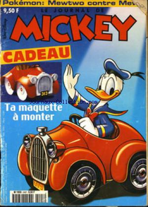 JOURNAL DE MICKEY (LE) no:2497 26/04/2000