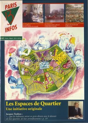 PARIS 13 INFOS  no:57 01/03/1999