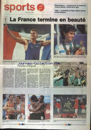 SPORTS OUEST FRANCE no: 05/08/1996