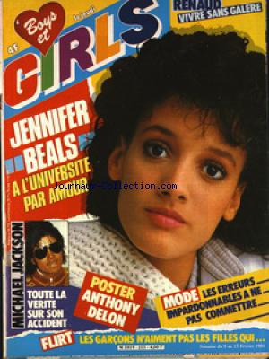 BOYS ET GIRLS no:215 09/02/1984
