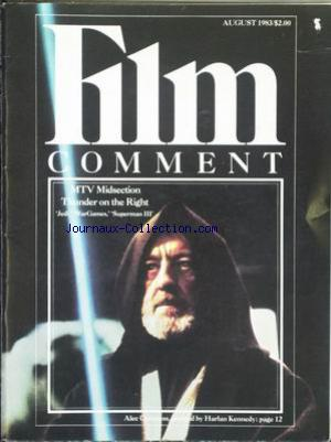 FILM COMMENT no: 01/08/1983