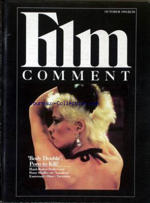 FILM COMMENT no: 01/10/1984